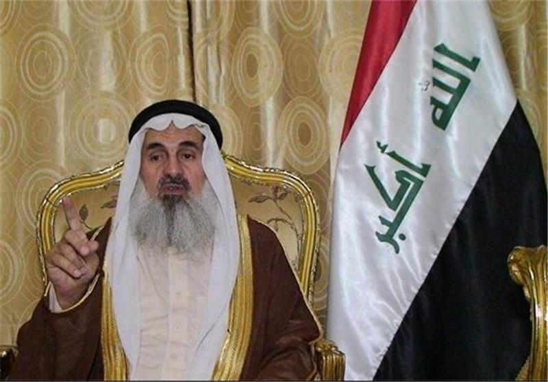 شیخ مهدی الصمیدعی، مفتی اهل سنت عراق