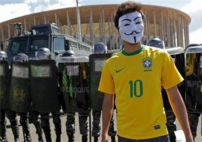نیروی ویژه در جامجهانی 2014 برزیل