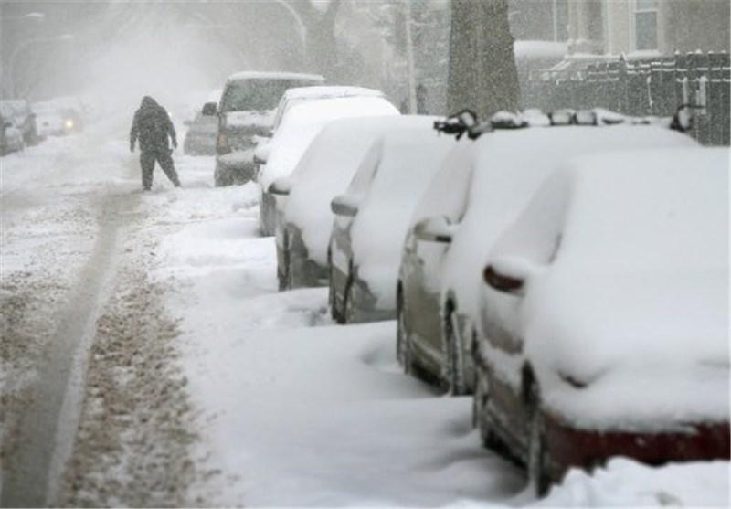 سرما در شهرضا رکورد 18 ساله را شکست