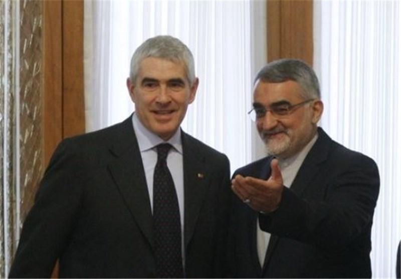 Top Italian Senator Admits Iran's Right to Use N. Energy