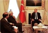 همراهی 4 وزیر کابینه با اردوغان در سفر به تهران