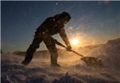 برف و سرما ژاپنی ها را زمین گیر کرد