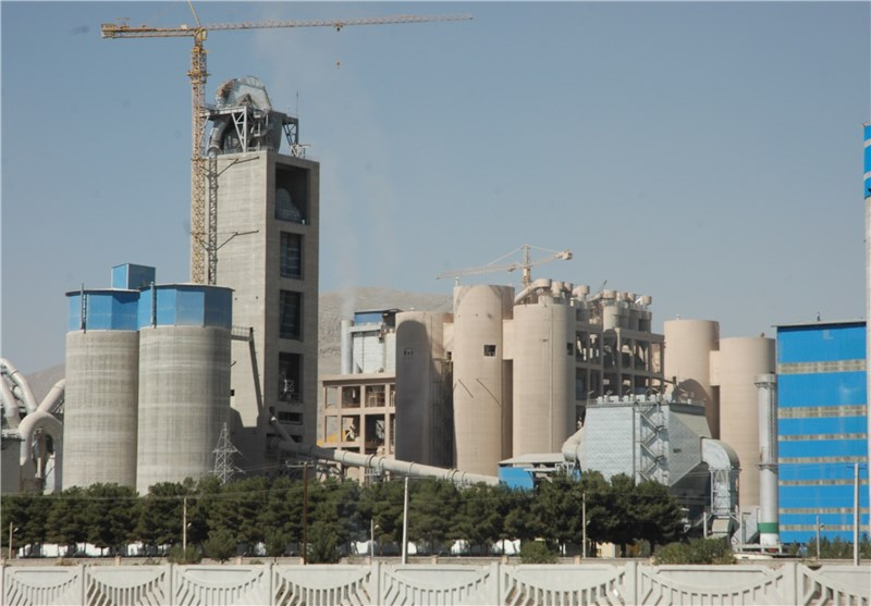 Iran Produces over 58mln Tons of Cement in 10 Months