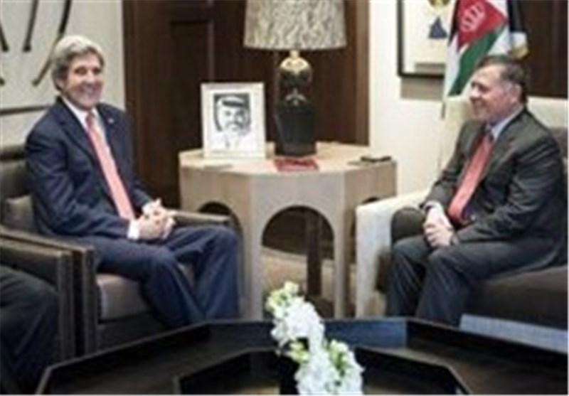 شاه اردن: امان از روند صلح حمایت میکند/ تاکید بر راهکار سیاسی برای حل بحران سوریه