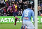 برتری پرگل بارسلونا برابر الچه با هتتریک سانچس