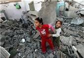 زخمی شدن 7 فلسطینی در حملات رژیم صهیونیستی به نوار غزه