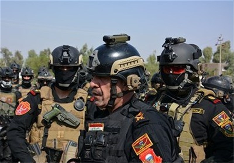 پاکسازی مناطقی دیگر از الانبار از لوث تروریستها