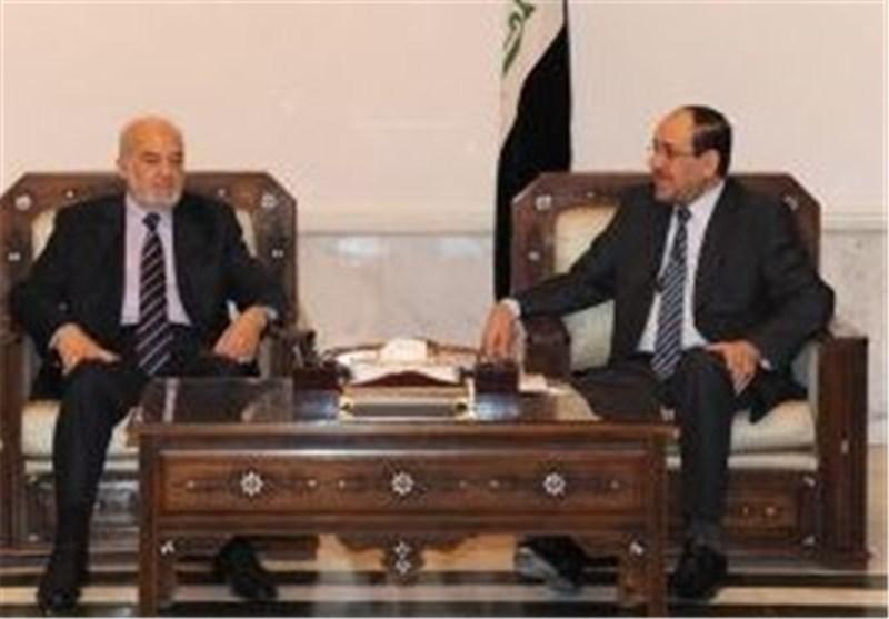 دیدار المالکی و الجعفری با محوریت موضوعات امنیتی و انتخاباتی
