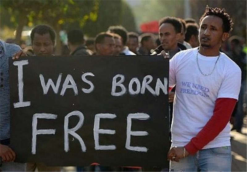 انتقاد سازمان ملل از بازداشت مهاجران آفریقایی در اسرائیل