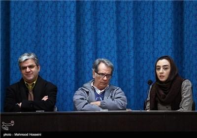 سخنرانی سحر عصرآزاد در نشست خبری هفتمین جشن منتقدان سینما