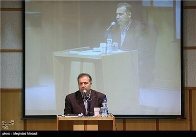 سخنرانی جلالی رئیس مرکز پژوهشهای مجلس در همایش نقش پژوهش در قانونگذاری