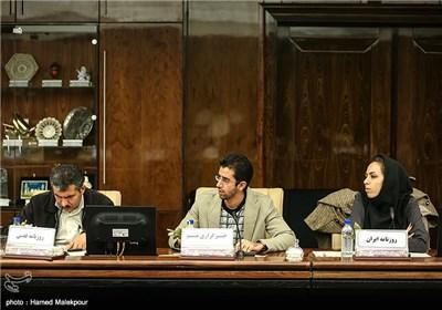 نشست خبری وزیر نیرو
