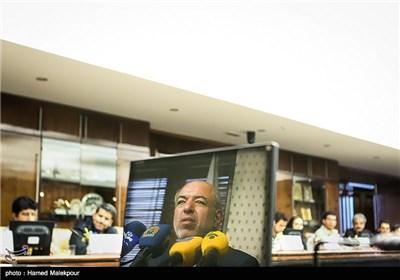 نشست خبری حمید چیت چیان وزیر نیرو