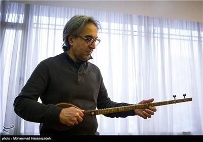 حمید متبسم آهنگساز کنسرت زمزمه ها