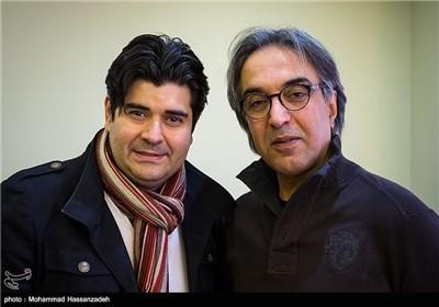 سالار عقیلی خواننده، حمید متبسم آهنگساز کنسرت زمزمه ها