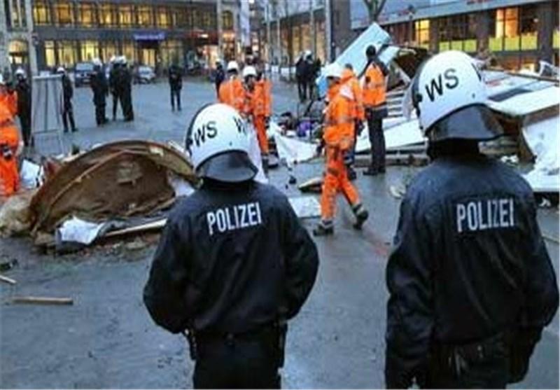 آخرین اردوگاه جنبش اعتراضی تسخیر در هامبورگ برچیده شد