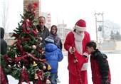 ارامنه سال نو مسیحی را در اراک جشن گرفتند