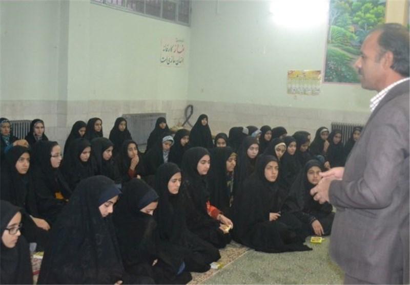 برپایی 130 نشست دانشآموزی شبهات نماز در گیلان