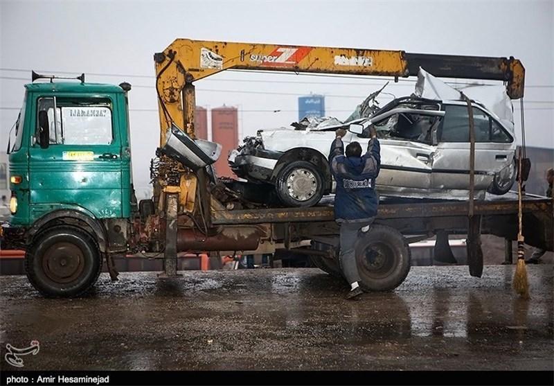 فوت 47 نفر در تصادفات درون شهری لرستان