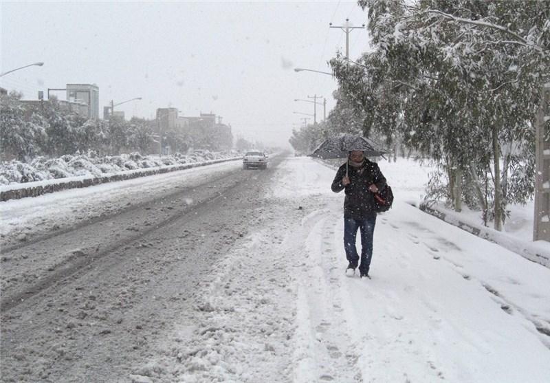 بارش 45 سانتیمتری برف و 67 میلمتری باران در کهگیلویه و بویراحمد