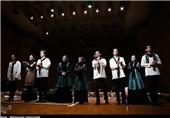 شهرام ناظری در میان جوانان موسیقی لری / نوید استعدادهای تازه در موسیقی کشور