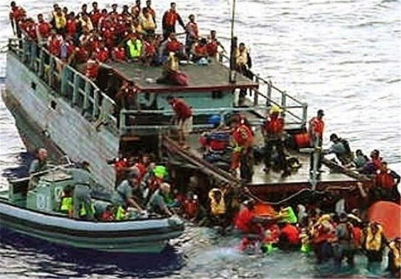 ایتالیا بیش از 400 مهاجر غیر قانونی را نجات داد