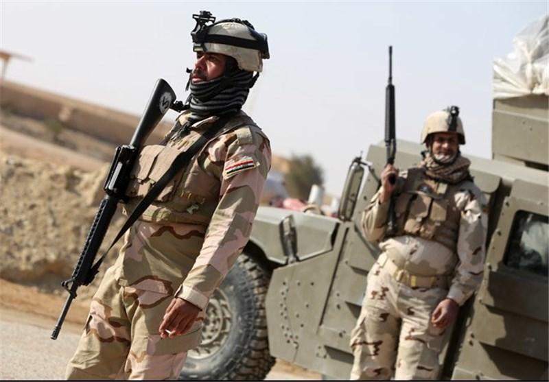 کشته شدن 12 نظامی عراقی در شمال بغداد