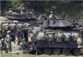 آمریکا نیرو و تجهیزات نظامی بیشتری به کره جنوبی ارسال می کند