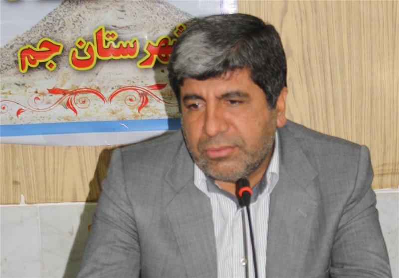 کاهش 66 کیلومتری مسیر جم- بوشهر