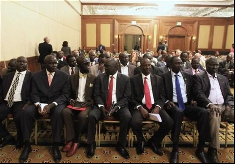 S. Sudan Leaders Agree to Form New Government