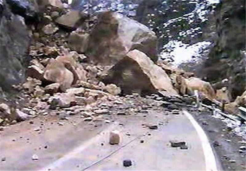 راه 7 روستای منطقه پشتکوه شنبه و طسوج باز شد