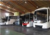 173 دستگاه اتوبوس در اردبیل خدمات ارائه می کنند