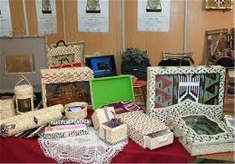 برگزاری نمایشگاه صنایع دستی و هنرهای تجسمی در زنجان
