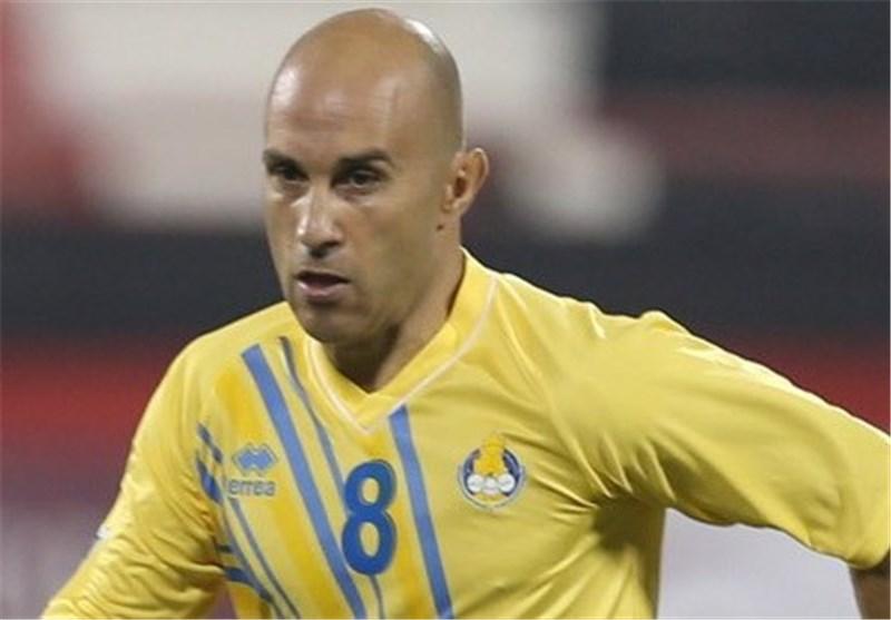 صدور مجوز حضور برشیانو در جام جهانی توسط CAS
