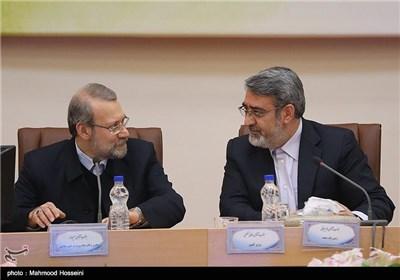 علی لاریجانی رئیس مجلس در اولین گردهمایی استانداران دولت یازدهم