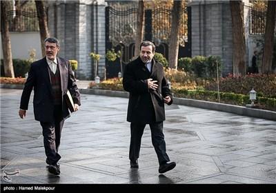 سیدعباس عراقچی معاون وزیر امور خارجه در حاشیه جلسه هیئت دولت