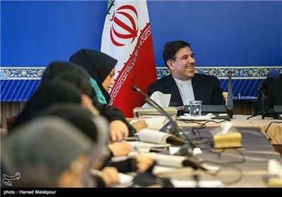 عباس آخوندی وزیر راه و شهرسازی در نشست خبری