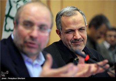 احمد مسجد جامعی رئیس شورای شهر تهران در سیزدهمین همایش معاونین و مدیران برنامه ریزی کلانشهرهای کشور