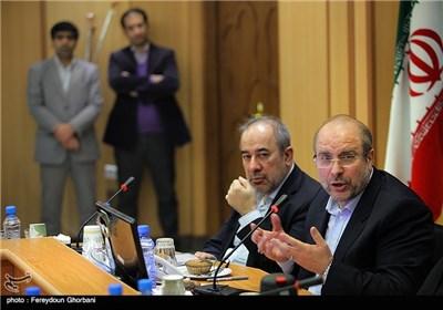 سخنرانی محمدباقر قالیباف شهردار تهران در سیزدهمین همایش معاونین و مدیران برنامه ریزی کلانشهرهای کشور