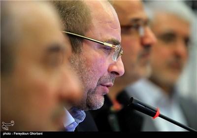 محمدباقر قالیباف شهردار تهران در سیزدهمین همایش معاونین و مدیران برنامه ریزی کلانشهرهای کشور