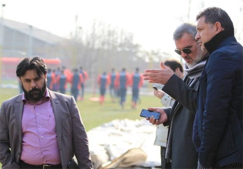 رویانیان: اعتصاب بازیکنان فیلم بود!/کاری کردند که بگویم مهرم حلال و جانم آزاد