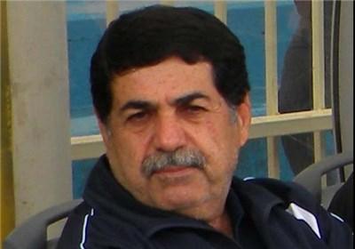 عبدالمجید باقری نیا سرمربی فولاد یزد