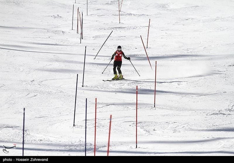 فینال مسابقات اسکی آلپاین