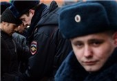 مسکو 20 مظنون مرتبط با گروه تروریستی داعش را بازداشت کرد