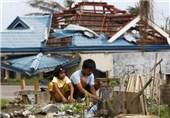 افزایش 50 درصدی هزینه بازسازی طوفان فیلیپین