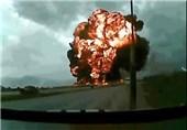 کشته شدن دو سرباز ناتو در پی سقوط هواپیما در افغانستان