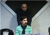 گزارش تصویری از تمرین علیرضا قربانی و ارکسترش