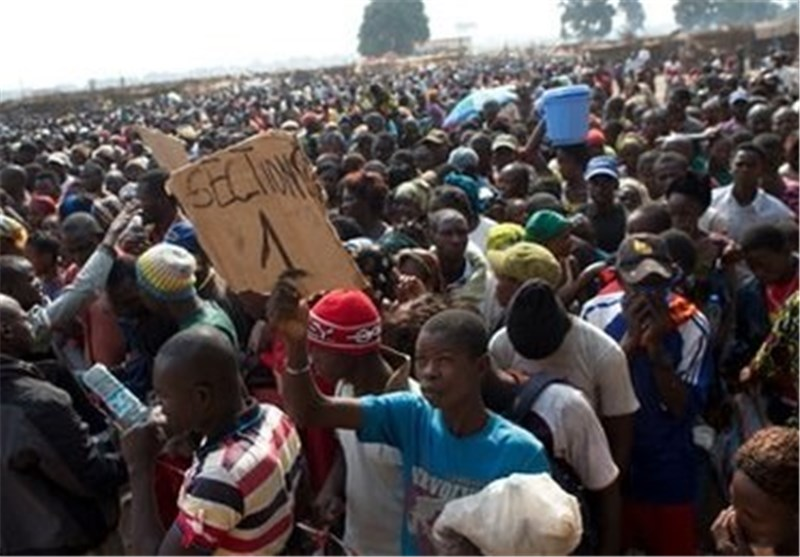 رئیس جمهور موقت آفریقای مرکزی انتخاب شد