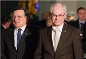 مقام های اروپا در مراسم پیوستن لتونی به منطقه یورو شرکت کردند