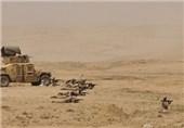 حمله هوایی ارتش عراق به مواضع عناصر داعش در تکریت